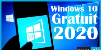 télécharger Windows 10 Gratuit 2020
