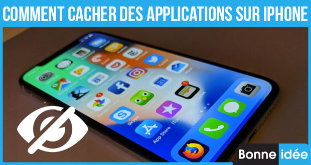 Comment Cacher Des Applications Sur iPhone 2018