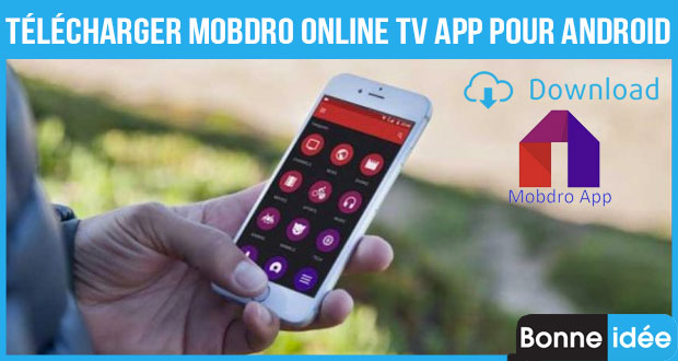 Mobdro Online TV
