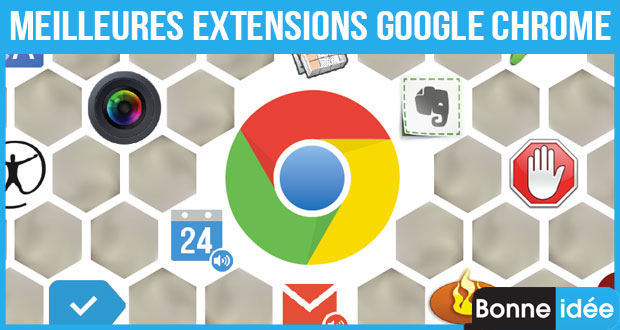 Extensions Google Chrome
