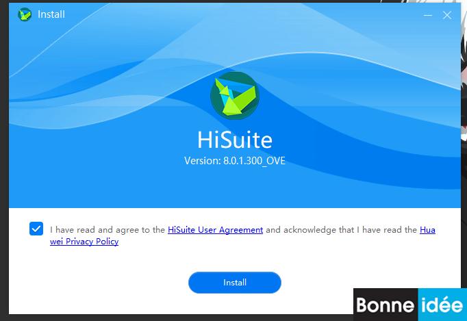 Télécharger Huawei HiSuite