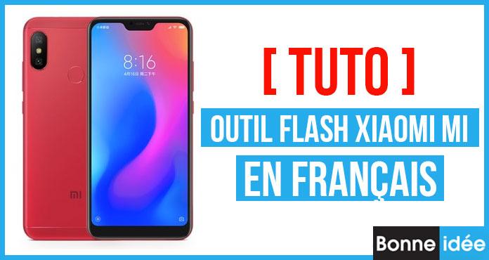Xiaomi Mi Flash Tool Télécharger