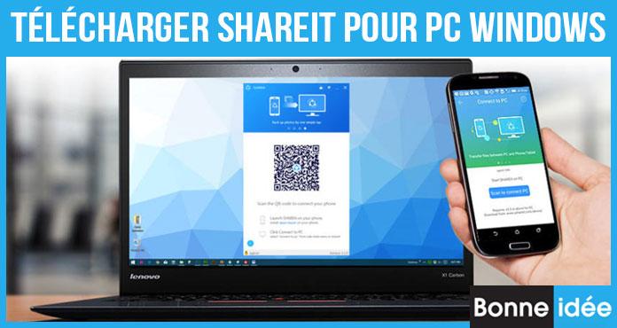 Shareit pour PC