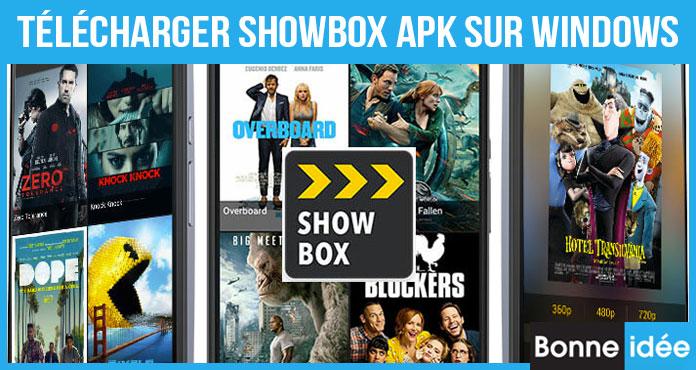 Showbox Pour PC