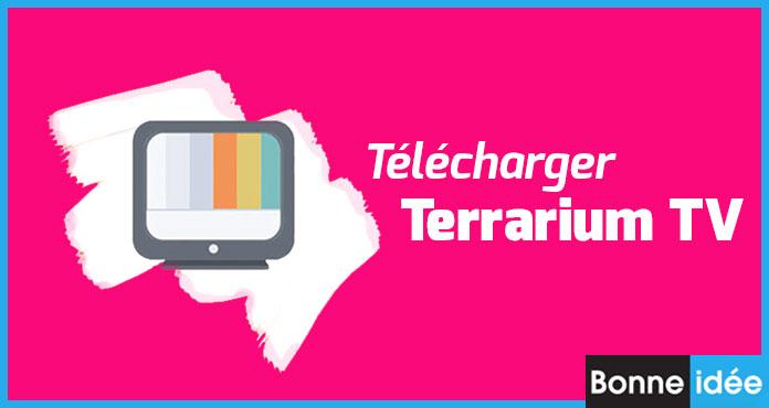 terrarium tv apk télécharger