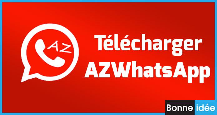 AZ WhatsApp Apk Télécharger