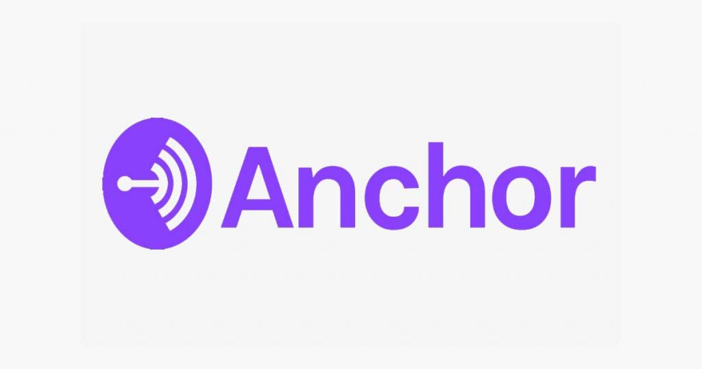 Anchor app