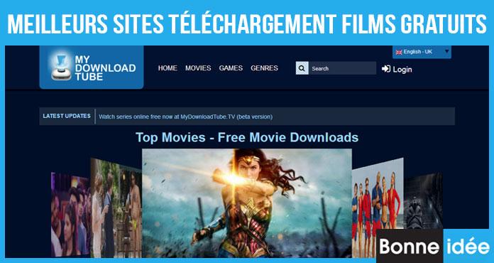 Sites Téléchargement Films Gratuits