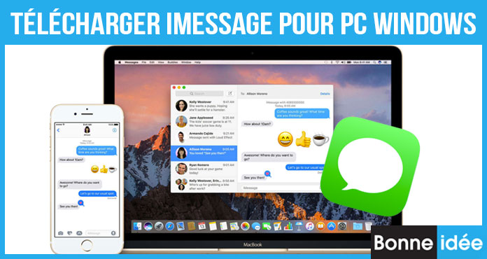 Télécharger iMessage pour PC Windows
