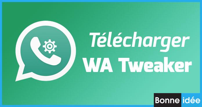 WA Tweaker APK Télécharger