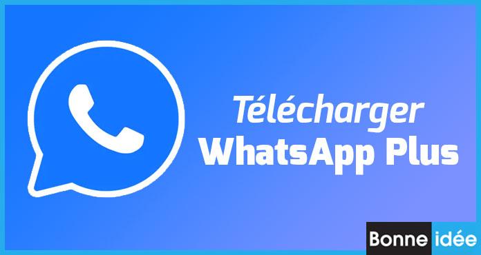 WhatsApp Plus APK Télécharger