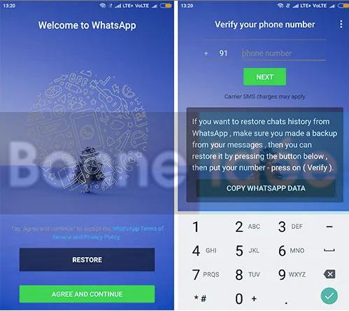 gbwhatsapp transparent télécharger