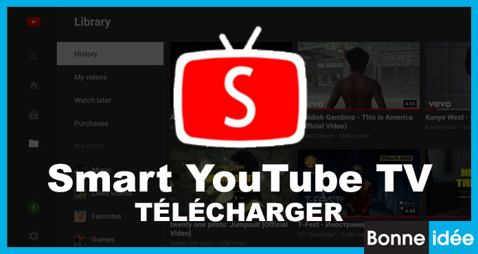 Smart YouTube TV APK Télécharger