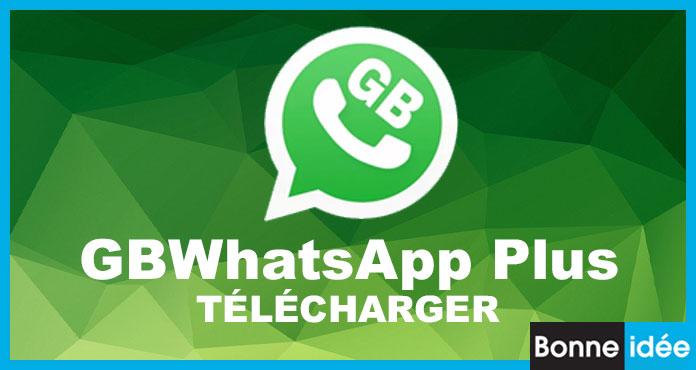 gbwhatsapp plus apk télécharger