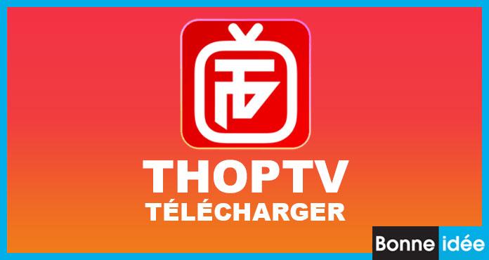 Thoptv apk télécharger