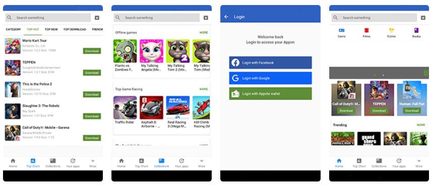 appvn screenshot