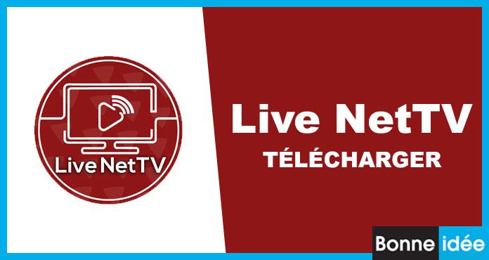 live nettv apk télécharger