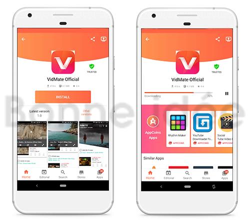 télécharger app depuis aptoide Sans publicité app store