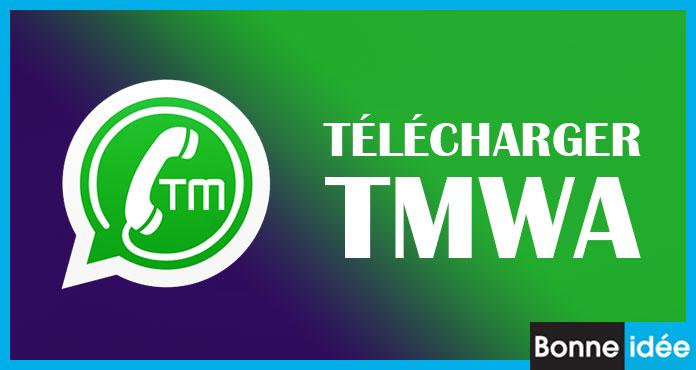 tmwhatsapp apk télécharger dernière version